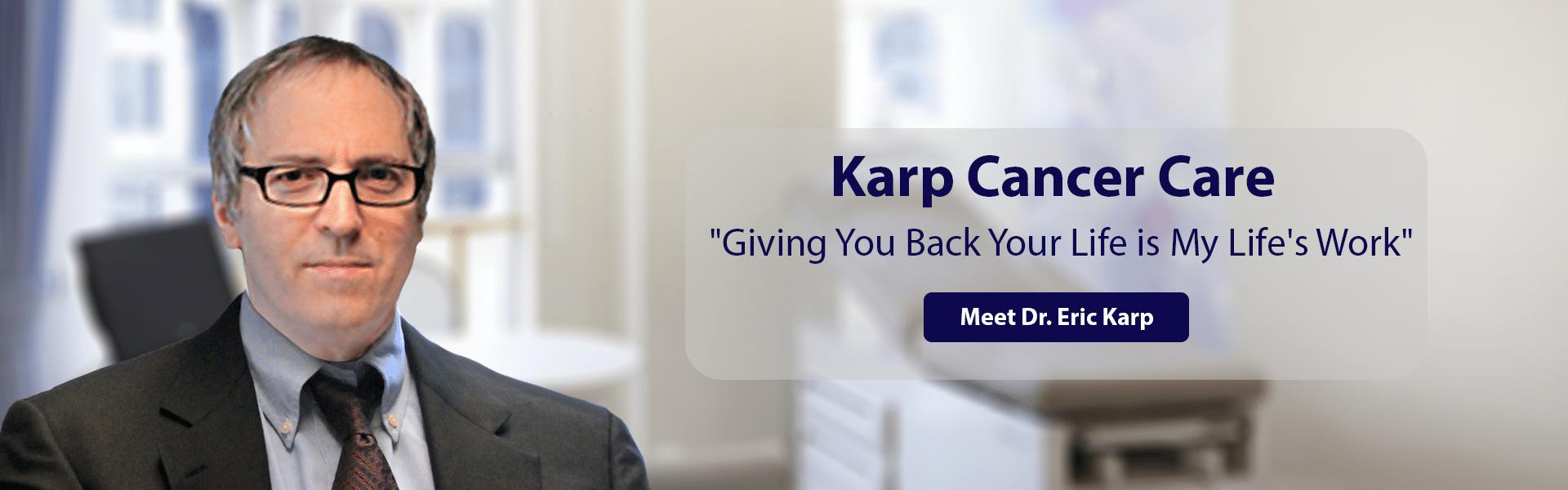 Dr. Eric Karp